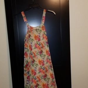 Gianni Bini Ladies Papaya Floral Dress